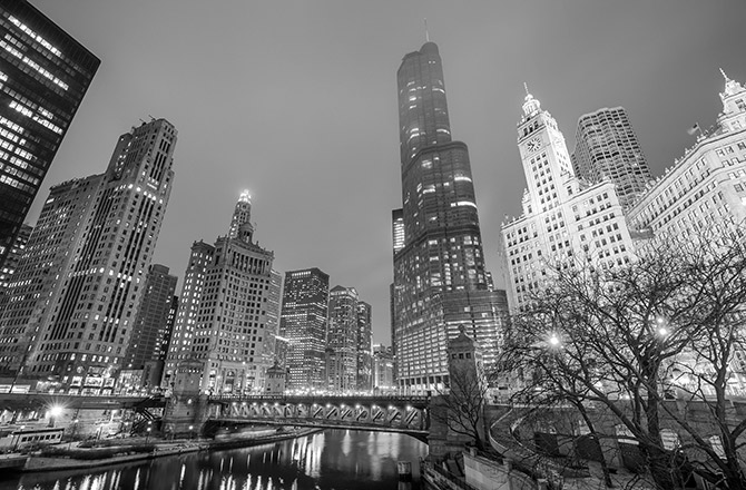 Credit Headwinds Won't Topple the Windy City