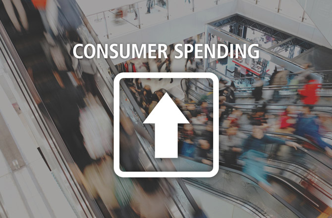 Consumers Spend, Spend, Spend in Q2