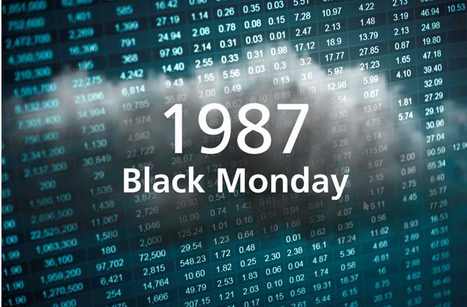 Black Monday Revisited: Lessons From 29 Years of Market History