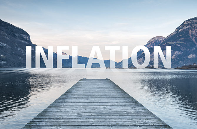 Headline and Core Inflation Are Converging