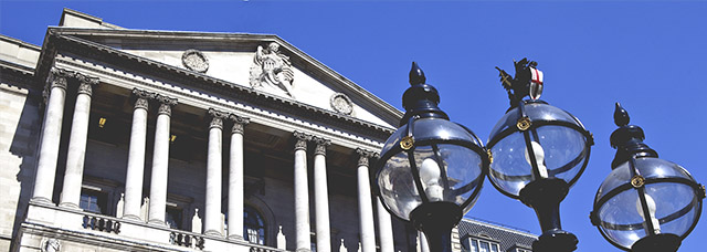 The Bank of England: How to Justify Doing Nothing
