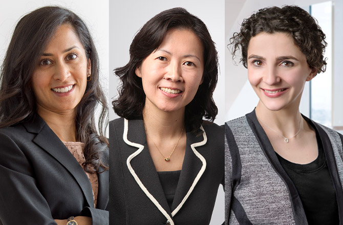 International Women's Day 2019: Global Perspectives on Women in Finance
