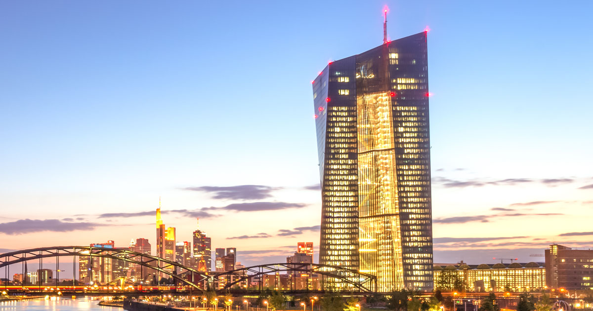 ECB Signals Easing, But What's Left in the Policy Arsenal?
