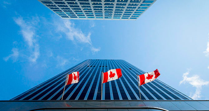 Canada: A Bigger Economic Hit, a Greater Capacity to Respond